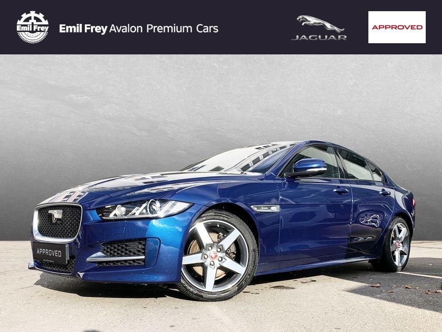 Jaguar XE 20d Aut. R-Sport *HuD*Pano*ACC*AHK*VOLL*, Jahr 2015, Diesel
