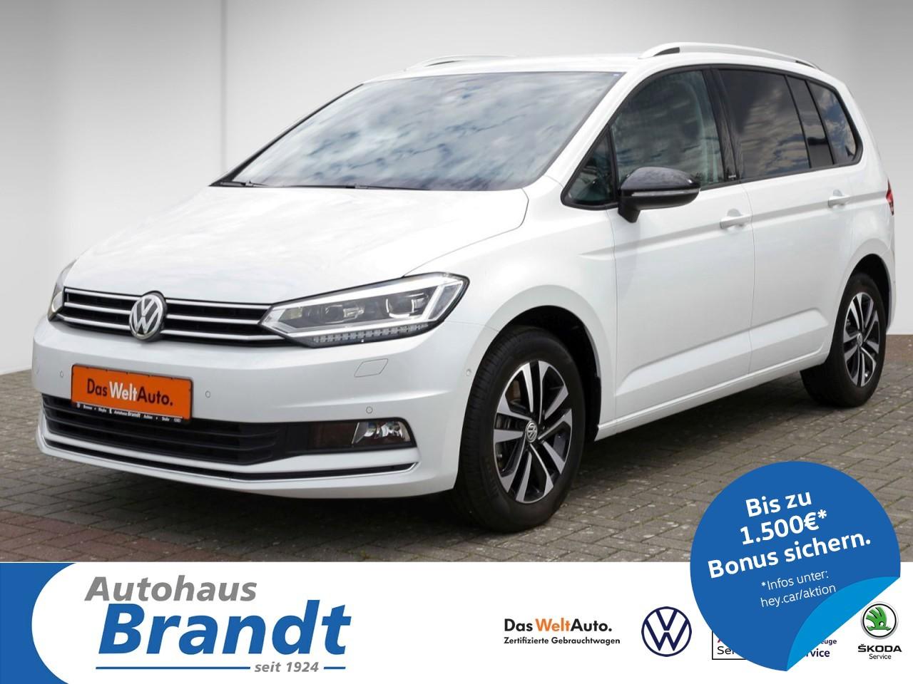 Volkswagen Touran 2.0 TDI IQ.DRIVE DSG*LED*7-SITZE*ACC*KAMERA, Jahr 2020, Diesel