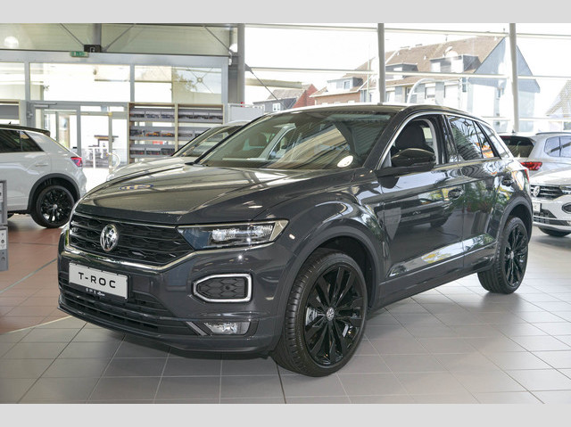Volkswagen T-Roc United R-line 1.5 TSI DSG Navi LED Klima, Jahr 2020, Benzin