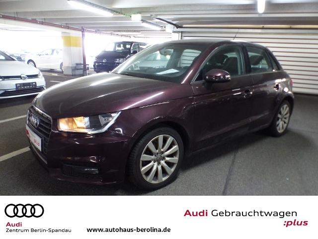 Audi A1 Sportback 1.6 TDI *PDC*SHZ*KLIMAAUT*, Jahr 2015, Diesel