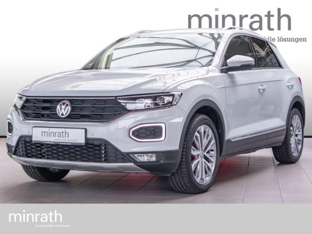 Volkswagen T-Roc Sport 1.5 TSI ACT EU6d-T LED Navi ACC Rückfahrkam. Fernlichtass., Jahr 2019, Benzin