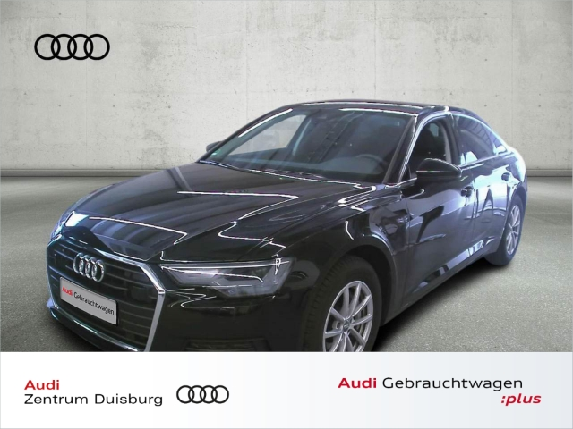 Audi A6 Limousine 45 TDI quattro LED Navi StandHZ ACC, Jahr 2019, Diesel