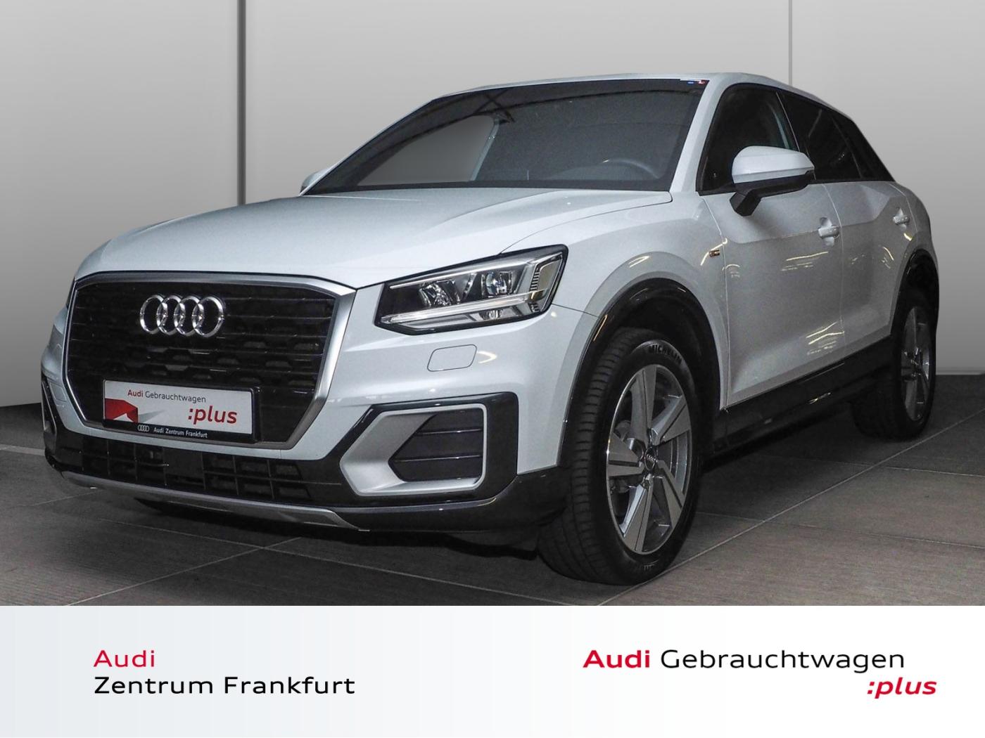 Audi Q2 1.0 TFSI ultra S tronic S line LED Navi Tempo, Jahr 2017, Benzin