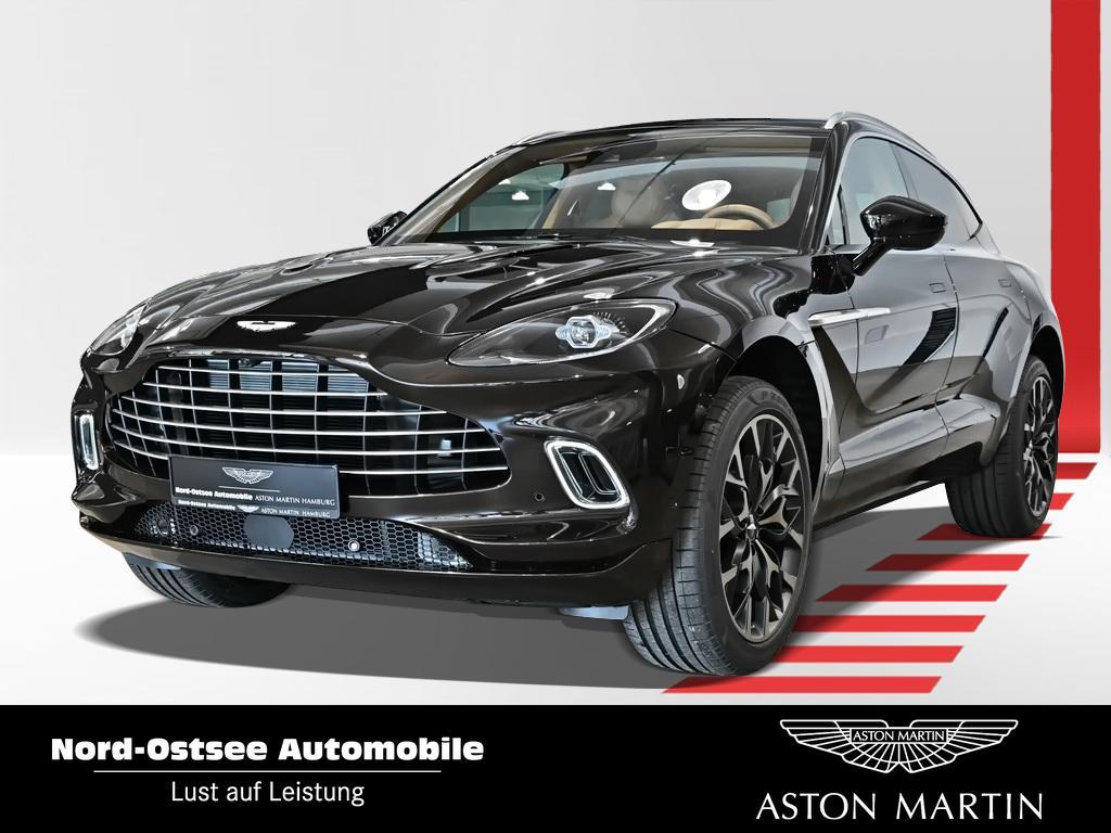 Aston Martin DBX - Aston Martin Hamburg, Jahr 2021, Benzin