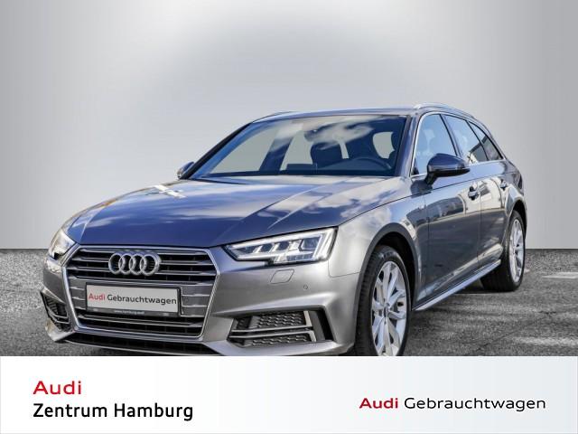 Audi A4 Avant 2.0 TDI design 6-Gang S LINE VIRTUAL STANDHZG., Jahr 2017, Diesel