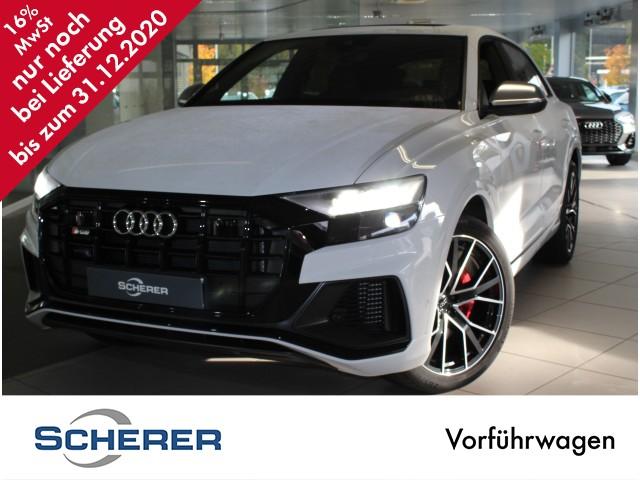 Audi SQ8 TDI 320(435) kW(PS) tiptronic, Jahr 2020, Diesel