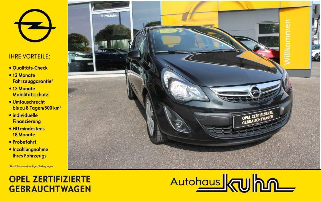 Opel Corsa 1.3 CDTI DPF ecoFLEX Start-Stop Edition, Jahr 2014, Diesel