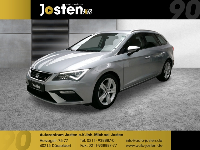 Seat Leon ST FR 1.5 TSI Business Infotain LED PDC ACC, Jahr 2019, Benzin