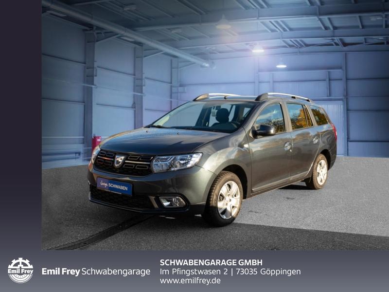 Dacia Logan MCV SCe 75 Comfort Klima Tempomat, Jahr 2018, Benzin