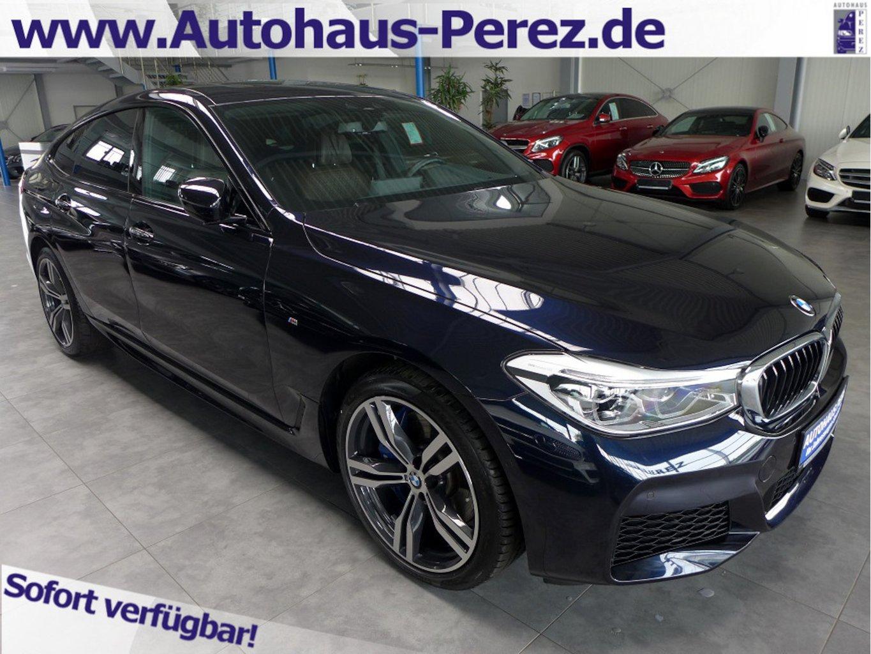 BMW 630 Gran Turismo iSAG M Sport NP:88.000Euro 20' HUD, Jahr 2017, petrol