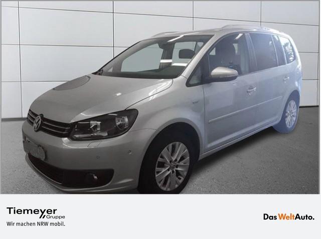 Volkswagen Touran 1.4 TSI Life ParkAssist Climatronic RCD310, Jahr 2013, Benzin