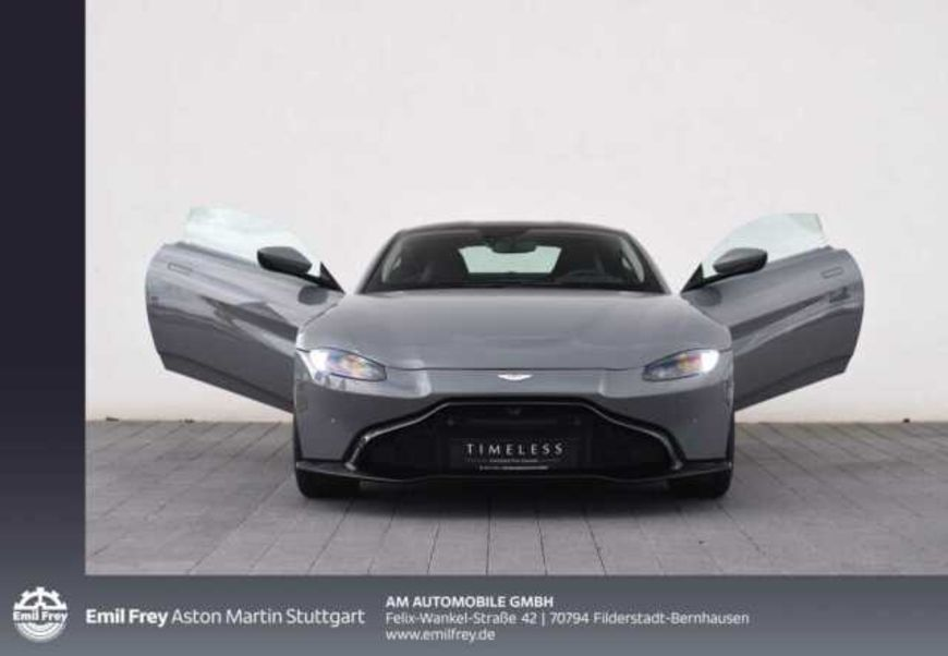 Aston Martin V8 Vantage / UPE 188.445,-, Jahr 2019, Benzin