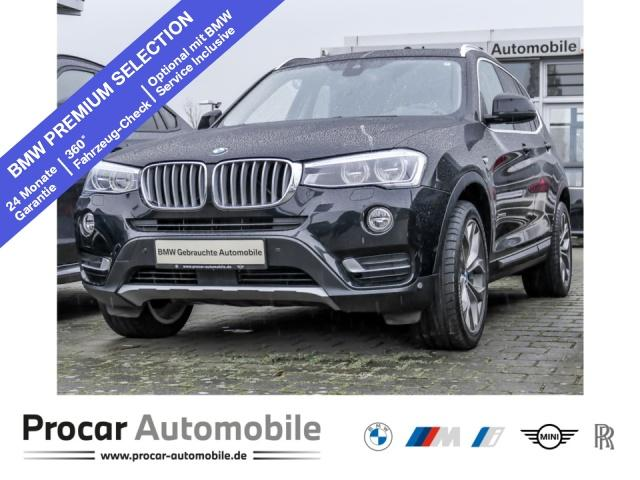 BMW X3 xDrive30d xLine Head-Up LED RFK DA+ Panorama, Jahr 2017, Diesel
