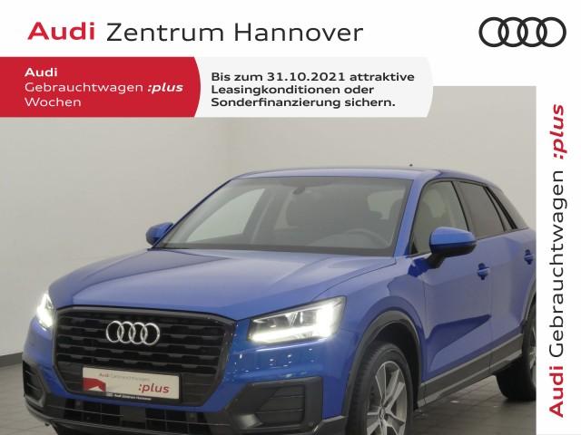 Audi Q2 35 TDI Design, AHK, LED, DAB, Navi, Optikp. schwa., Jahr 2020, Diesel