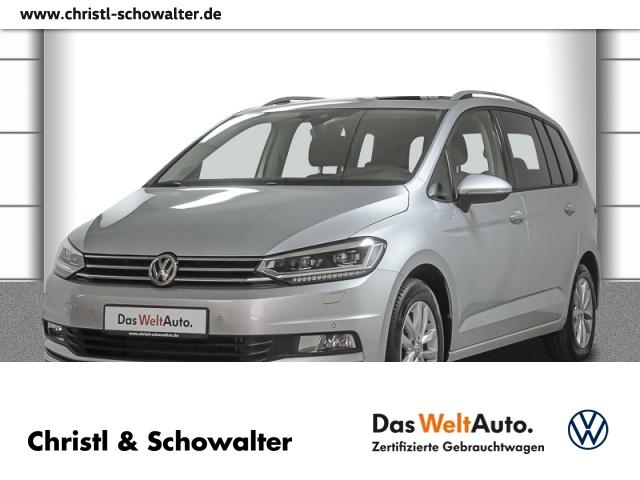 Volkswagen Touran Comfortline 1.4 TSI DSG 7-Sitzer Pano Navi, Jahr 2016, Benzin