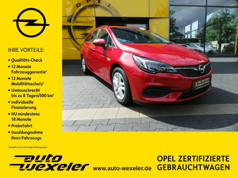 Opel Astra K ST Edition 1.2,Sitzheiz.,LED,AAC, Jahr 2020, Benzin