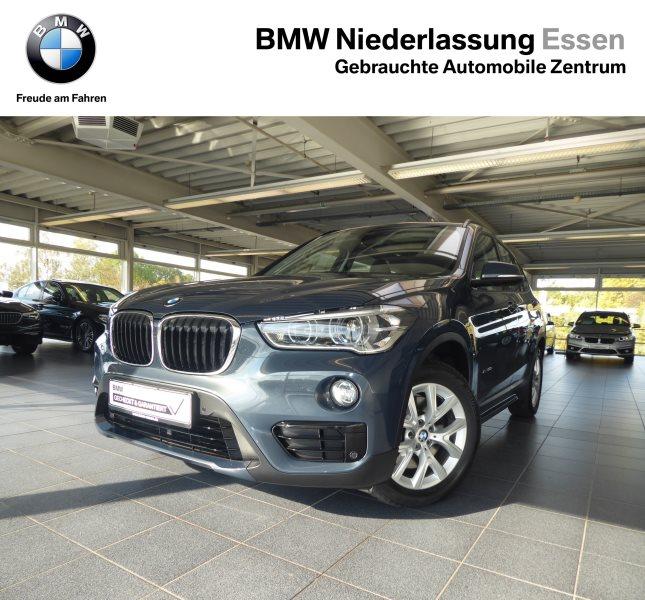 BMW X1 xDrive20d Sport Line, Jahr 2016, Diesel
