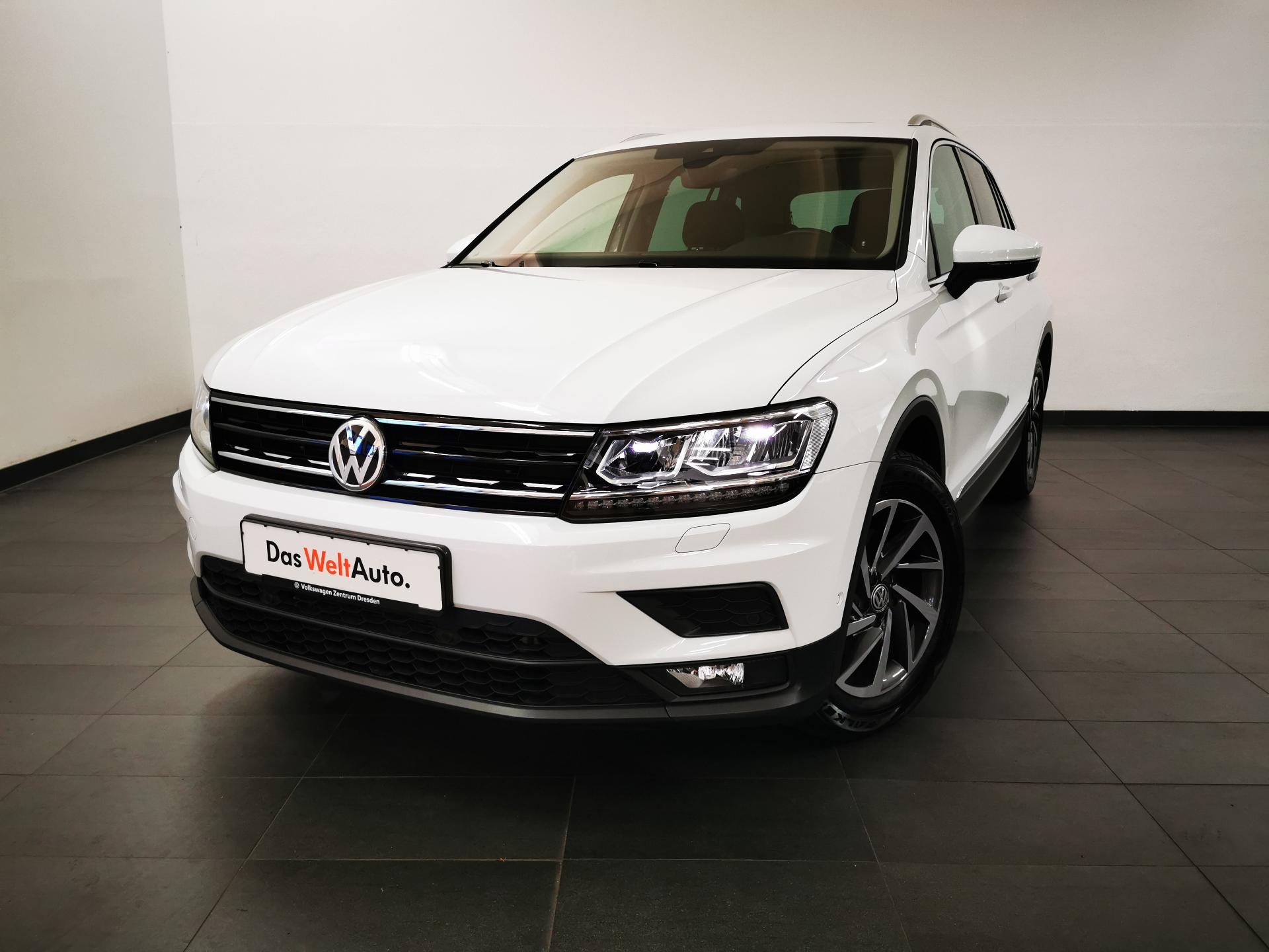 Volkswagen Tiguan Sound 2,0 TDI REAR PANO ab 2,99%, Jahr 2017, Diesel
