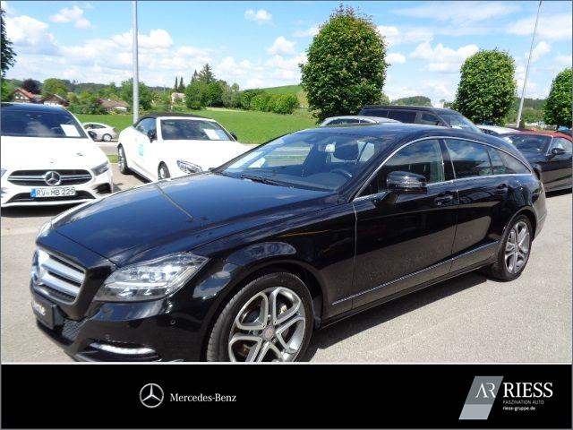 Mercedes-Benz CLS 350 CDI 4M SB Sportpaket+Comand+Kamera+SHD, Jahr 2013, Diesel