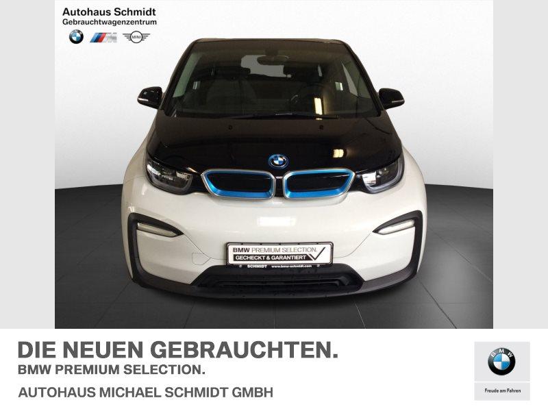 BMW i3 FACELIFT+94Ah+NAVI PROF+WÄRMEPUMPE+, Jahr 2018, Elektro