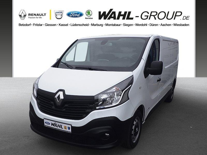 Renault Trafic 3 1,6 dCI 115 ABS ESP SERVO Wegfahrsperre L2H1 2,9t Komfort, Jahr 2016, Diesel