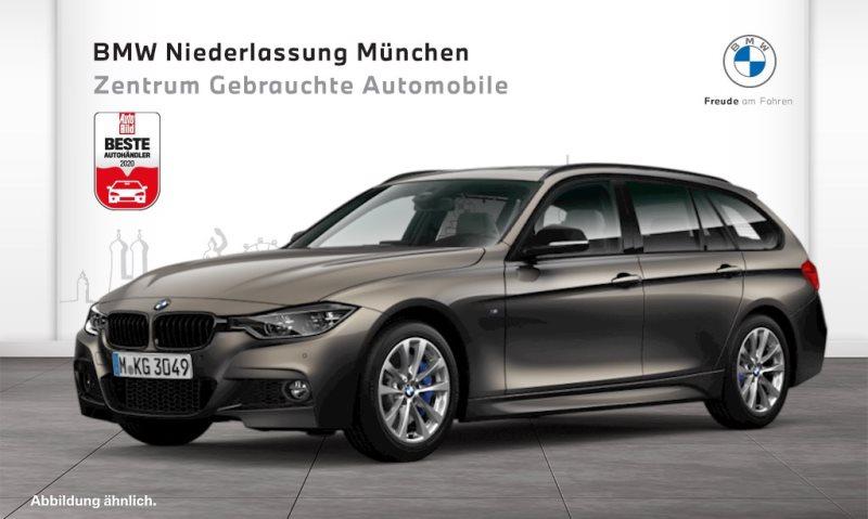 BMW 340i xDrive Touring Sportpaket M Sportbr. HiFi, Jahr 2017, Benzin