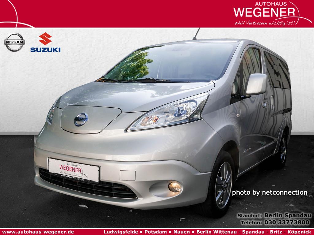 Nissan e-NV200 Evalia Tekna, Jahr 2015, Elektro