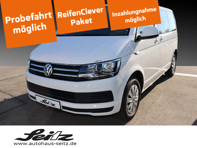 Volkswagen T6 Caravelle 2.0 TDI Comfortline USB*ISOFIX*Zuheizer*Start-Stopp, Jahr 2017, Diesel