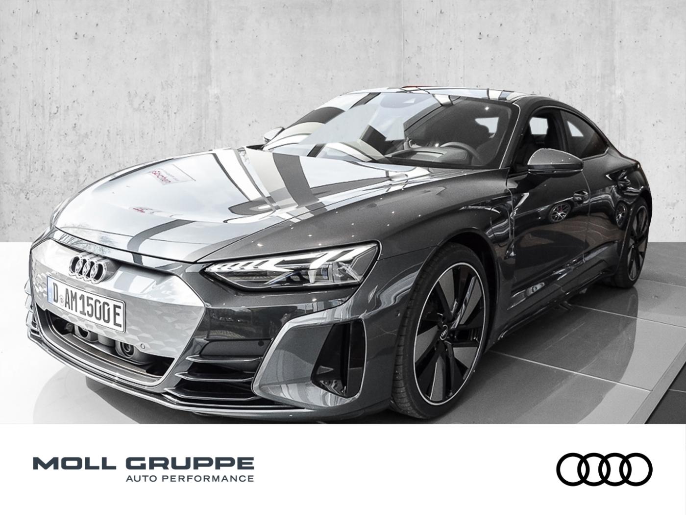 Audi e-tron GT quattro e-tron GT 350/93 Head Up, Jahr 2021, Elektro