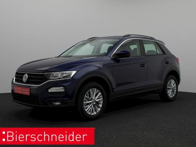 Volkswagen T-Roc 1.0 TSI CLIMATRONIC SHZ PDC ALU 16, Jahr 2019, petrol