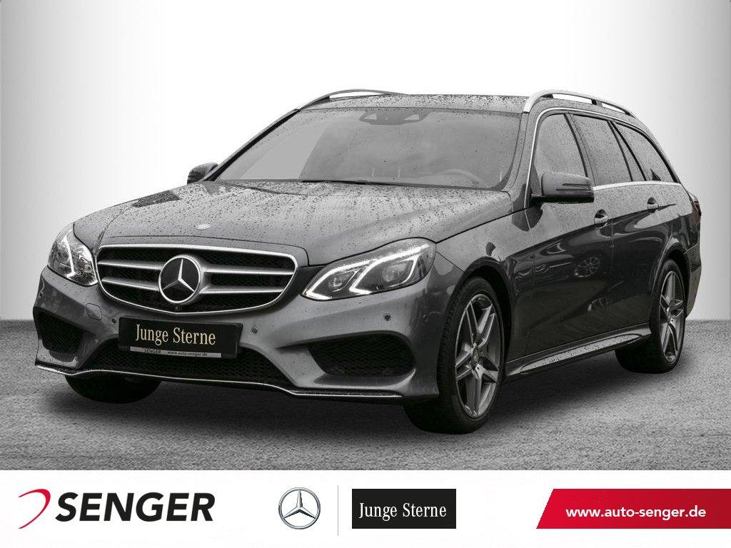 Mercedes-Benz E 350 BT T*Avantgarde*360°*ILS*Comand*Panorama*, Jahr 2016, Diesel
