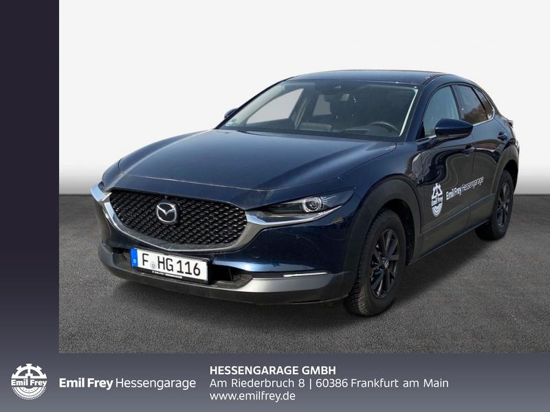 Mazda CX-30 SKYACTIV-G 2.0 M-Hybrid SELECTION 90 kW, 5-türig, Jahr 2020, Benzin