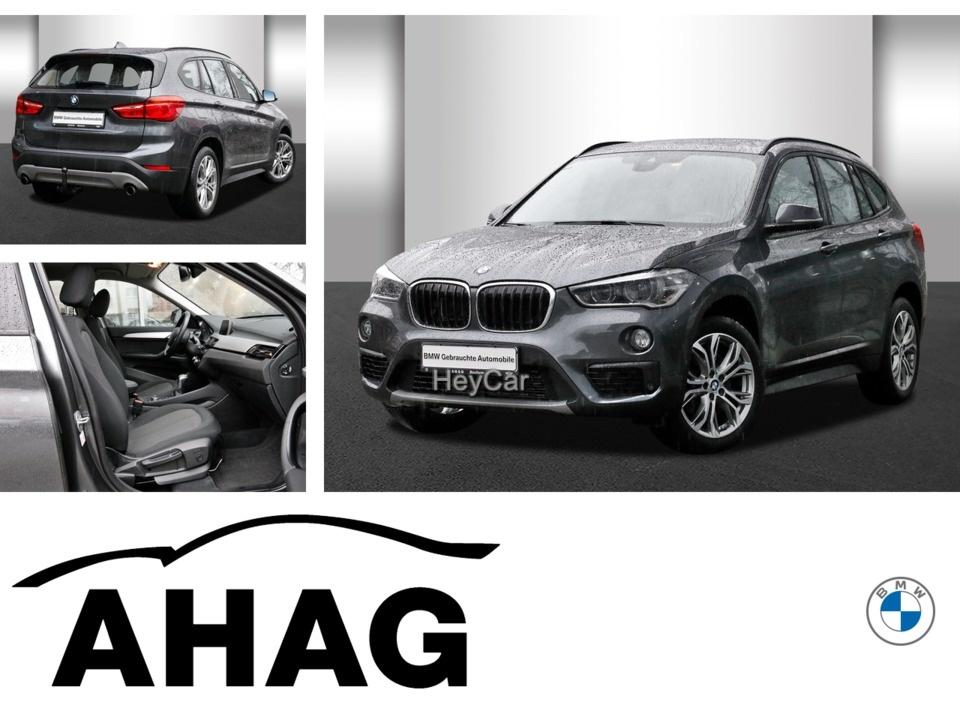 BMW X1 xDrive20i A Advantage Aut. Klimaaut. AHK PDC, Jahr 2017, Benzin