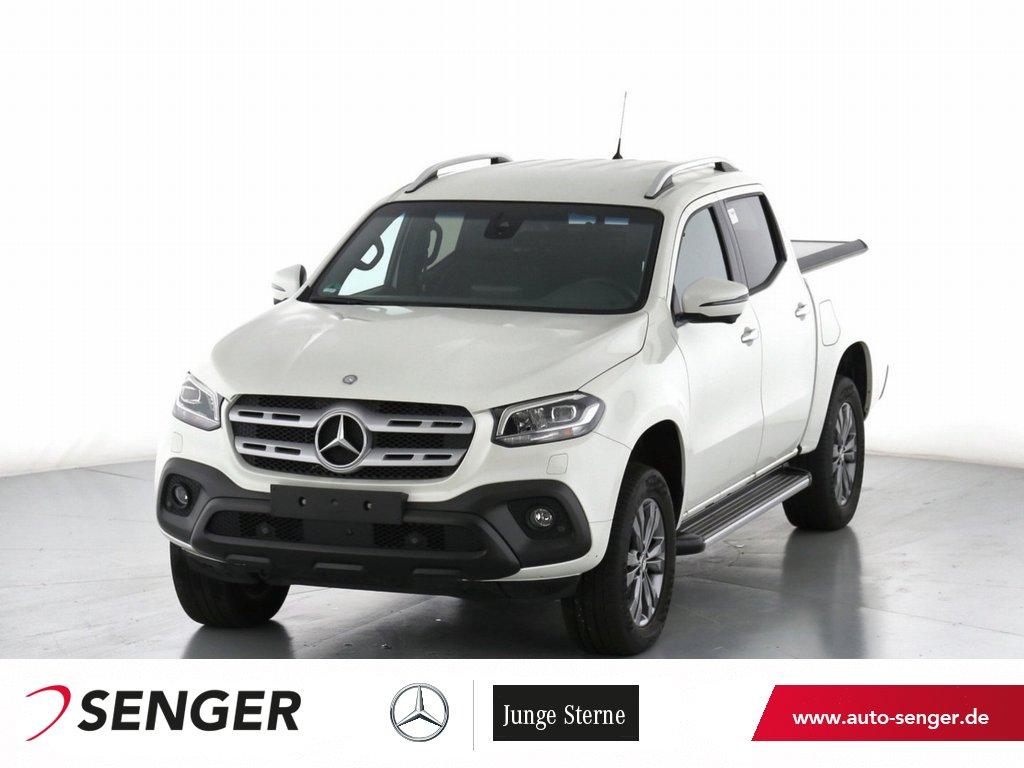 Mercedes-Benz X 250 d 4x4+LED+Rollo+360Grad+7G-Aut+Navi AHK3,5, Jahr 2019, Diesel