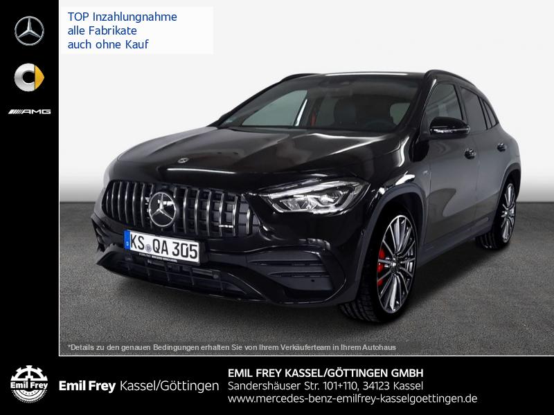 Mercedes-Benz GLA 35 4Matic AMG Speedshift DCT 8G, Jahr 2021, Benzin