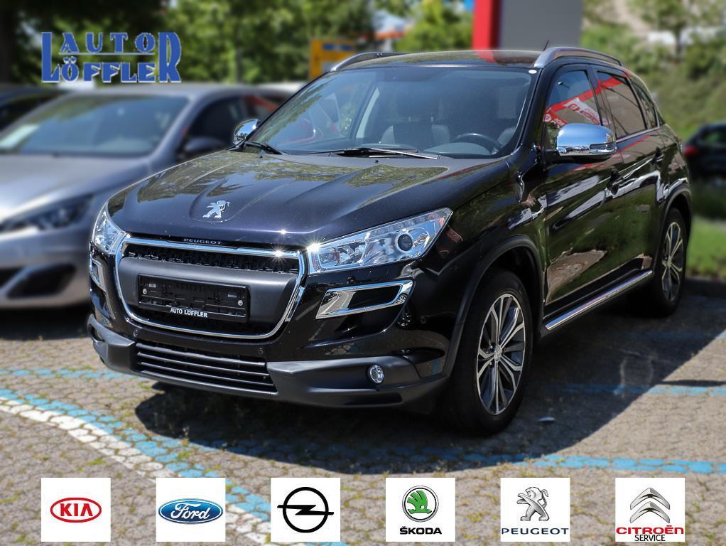 Peugeot 4008 Allure 1.8 HDI 4WD - AHK Leder Pano Nav Kam, Jahr 2014, Diesel