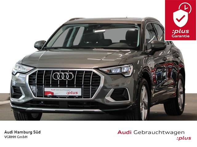 Audi Q3 35 TFSI advanced S tronic SPORTSITZE/AHK/VC, Jahr 2020, Benzin