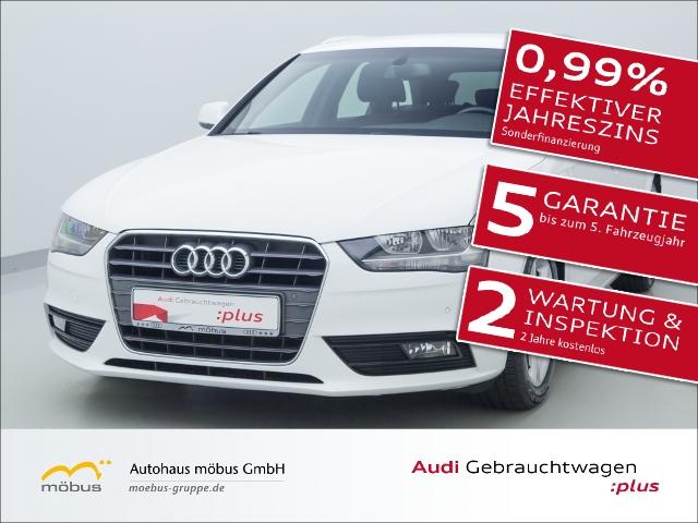 Audi A4 Avant Ambition 2.0 TDI multitronic, Jahr 2015, Diesel