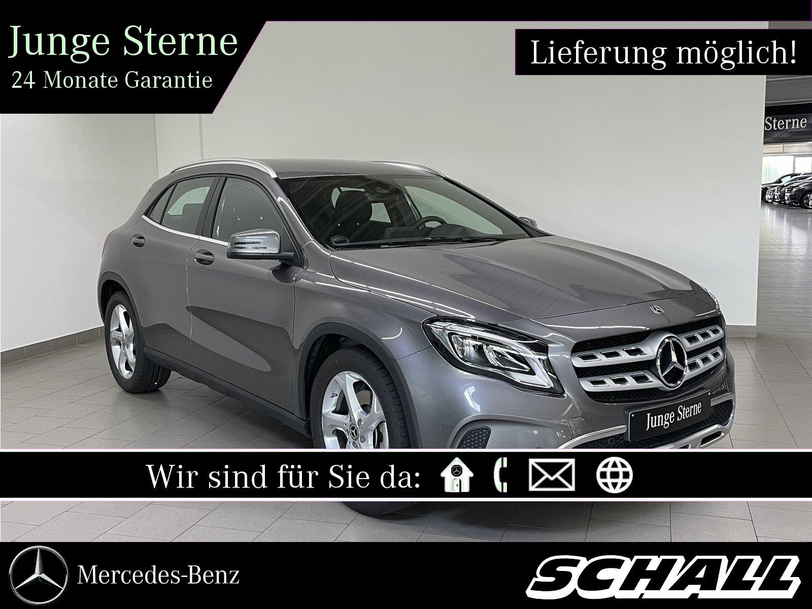 Mercedes-Benz GLA 250 4M URBAN+LED HIGH PERF+NAVI+PARK-PILOT, Jahr 2019, Benzin