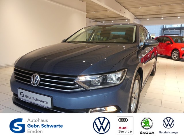 Volkswagen Passat 1.4 TSI Comfortline Klima Navi Sitzheiz., Jahr 2016, Benzin
