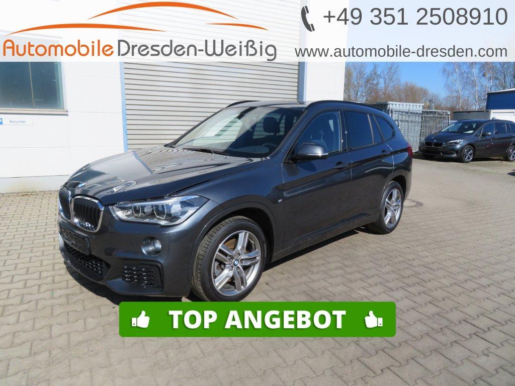 BMW X1 xDrive 20d M Sport*Navi*KeyGo*Pano*, Jahr 2017, Diesel