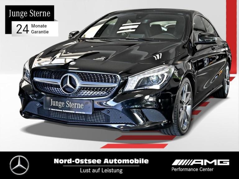 Mercedes-Benz CLA 180 Urban Navi PDC Sitzheizung Bi-Xenon, Jahr 2016, Benzin