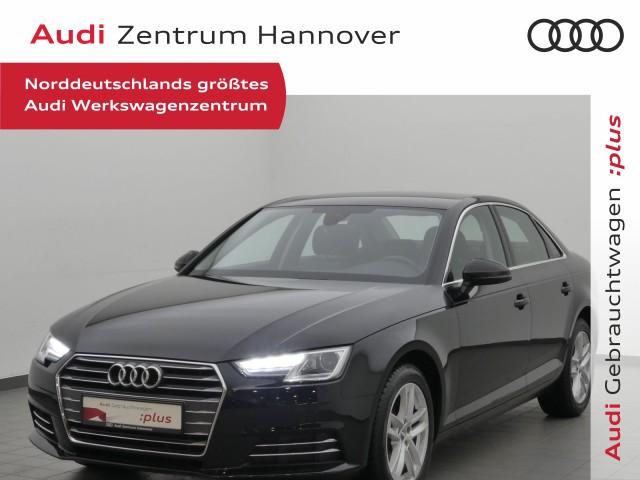 Audi A4 2.0 TDI Sport, virtual Cockpit, Navi, Einparkhilfe, Xenon plus, Jahr 2017, Diesel