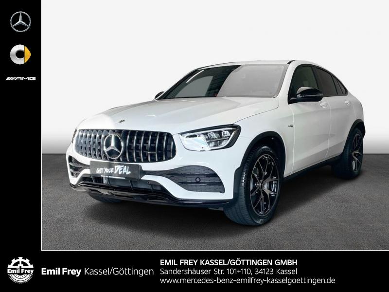 Mercedes-Benz GLC Coupe 43 4Matic AMG Speedshift TCT 9G, Jahr 2021, Benzin