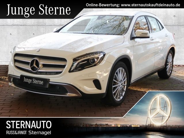 Mercedes-Benz GLA 180 Urban Bi-Xenon Standheizung, Jahr 2016, petrol