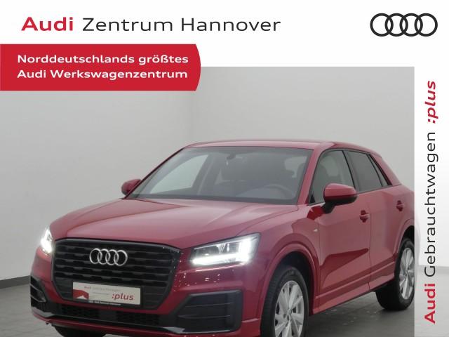 Audi Q2 1.0 TFSI ultra, 17 Zoll, LED, FIS, Sitzheiz., Jahr 2017, Benzin