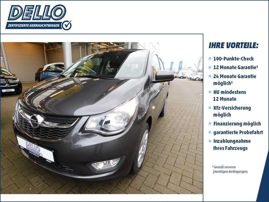 Opel Karl 1.0 Edition Klima Tempomat Isofix, Jahr 2015, Benzin
