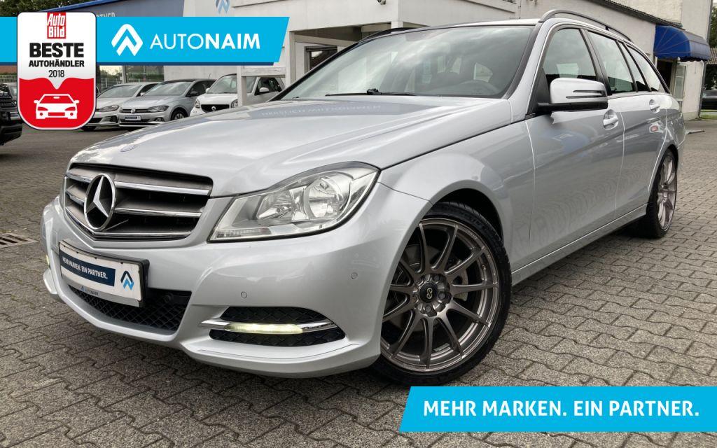 Mercedes-Benz C 200 T |KLIMA|TEMPOMAT|SHZ, Jahr 2013, Benzin