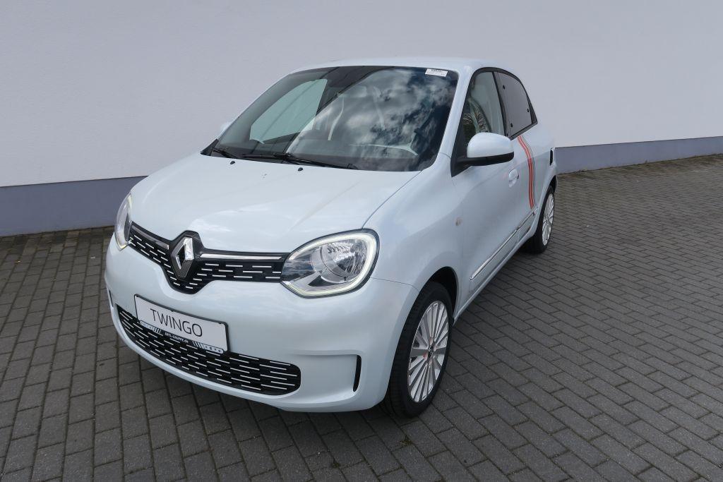 Renault Twingo Electric VIBES +Navi+Ablagen+Schuko, Jahr 2021, Elektro
