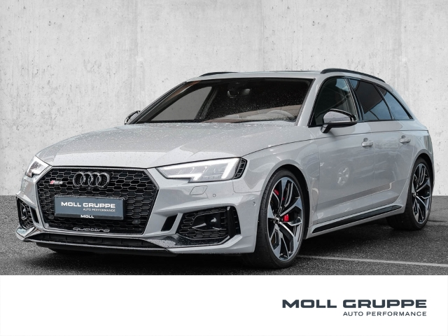 Audi RS4 Avant 2.9 TFSI quattro LED Pano Head Up Virtual, Jahr 2018, Benzin